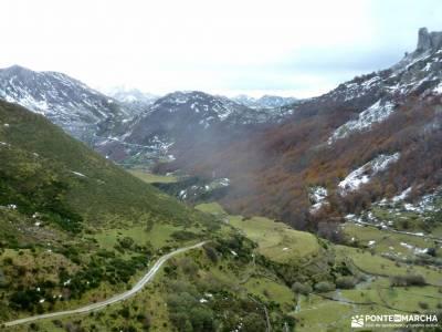 Parque Natural Somiedo;botas montaña madrid tiendas de senderismo solana de ávila mapa y brujula